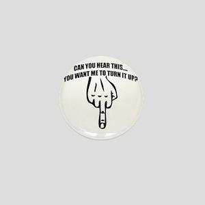 hear-bk Mini Button