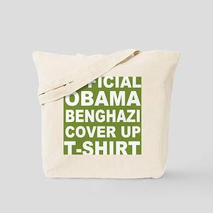 Obama benghazi cover up g Tote Bag