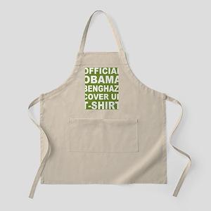 Obama benghazi cover up g Apron