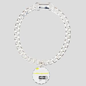 bbq genius Charm Bracelet, One Charm