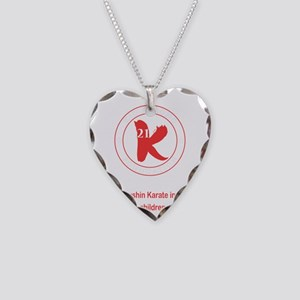 Kid Strong Foundation Necklace Heart Charm