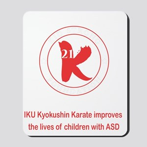 Kid Strong Foundation Mousepad