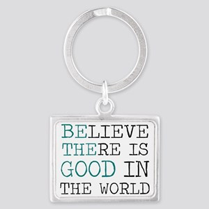 Be the Good Landscape Keychain
