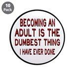 Becoming An Adult Was Dumb 3.5