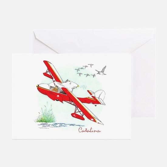 CATALINA Greeting Cards (Pk of 10)