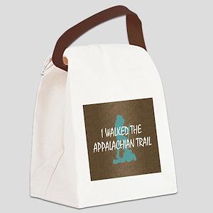 apptrail1 Canvas Lunch Bag