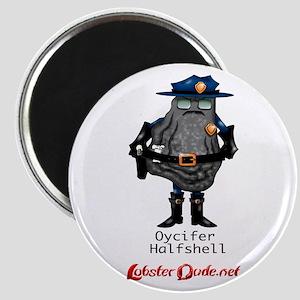 Oycifer Halfshell Magnet
