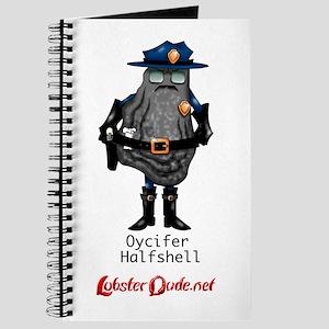 Oycifer Halfshell Journal