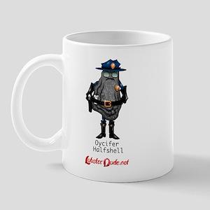 Oycifer Halfshell Mug