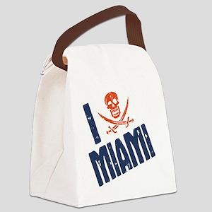 i-pir-miami-LTT Canvas Lunch Bag