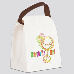 Margarita Me! Canvas Lunch Bag