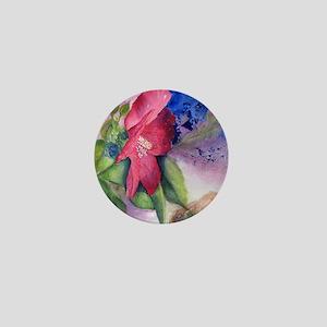 The Gardener Mini Button