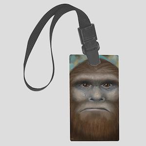 Bigfoot Large Luggage Tag