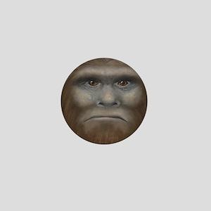 Bigfoot Mini Button