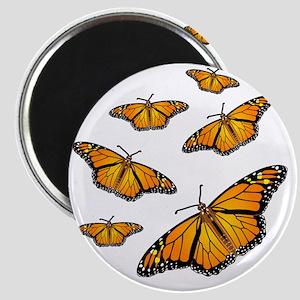 Monarch Butterflies Magnet