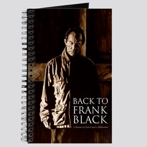 Back To Frank Black Book Cover Journal