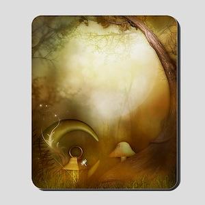Fairy Woodlands 10 Mousepad