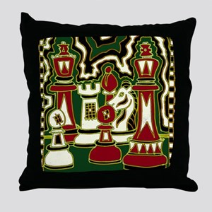 Champions Throw Pillow