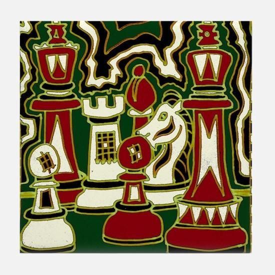 Champions Tile Coaster