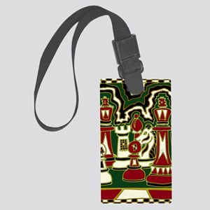 Champions Large Luggage Tag