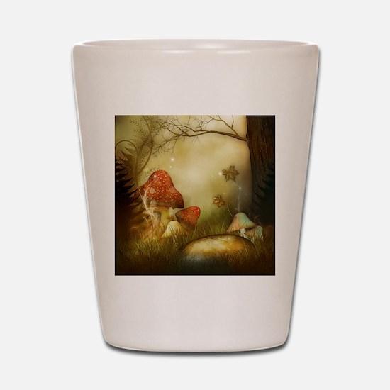 Fairy Woodlands 4 Shot Glass