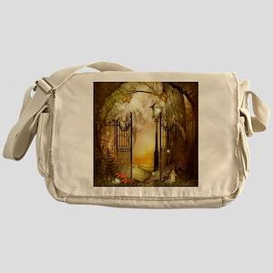 Fairy Woodlands 8 Messenger Bag