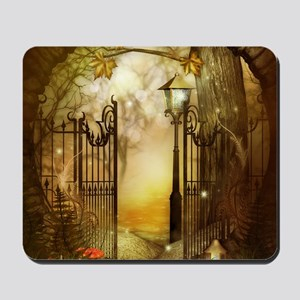 Fairy Woodlands 8 Mousepad