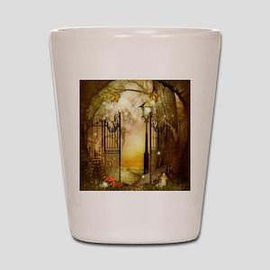 Fairy Woodlands 8 Shot Glass