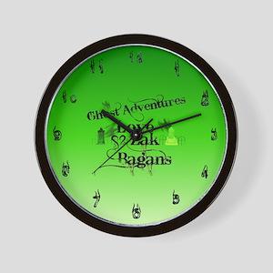 Ghost Adventures Wall Clock