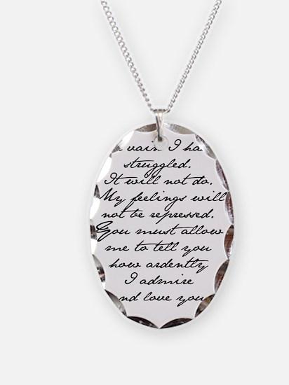 7 Jane Austen Prop... Necklace