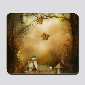 Fairy Woodlands 1 Mousepad