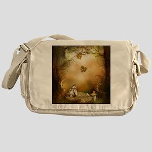 Fairy Woodlands 1 Messenger Bag
