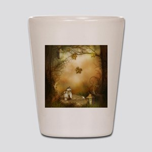 Fairy Woodlands 1 Shot Glass