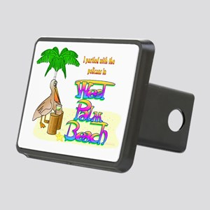 pelicanparty Rectangular Hitch Cover