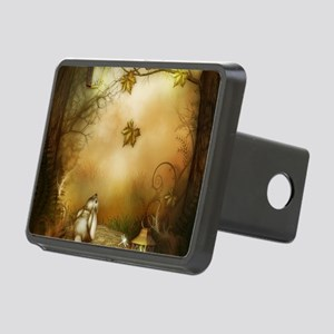 Fairy Woodlands 1 Rectangular Hitch Cover