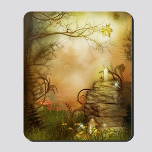 Fairy Woodlands 2 Mousepad