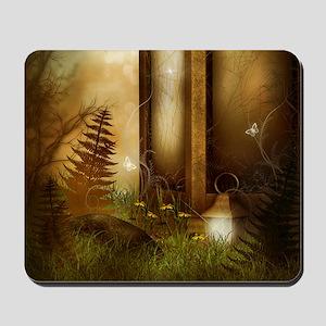Fairy Woodlands 5 Mousepad