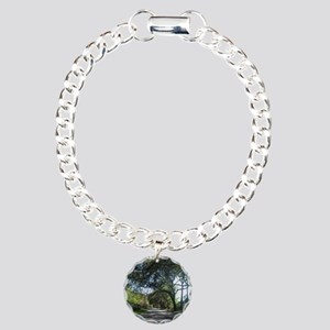 Savannah Georgia Charm Bracelet, One Charm