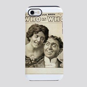 Who is who 4 - US Printing - 1899 iPhone 7 Tough C