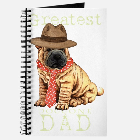 sharpei dad1T Journal