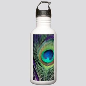 Peacock Purple Orton Stainless Water Bottle 1.0L