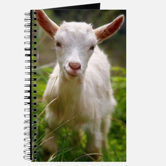 Baby goat Journal