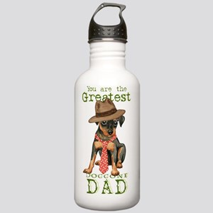 minpin-card Stainless Water Bottle 1.0L