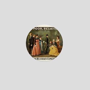 A poor relation - Strobridge - 1901 Mini Button