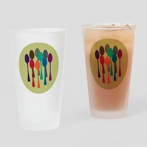 spoons-fl13 Drinking Glass