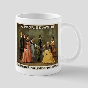 A poor relation - Strobridge - 1901 Mugs