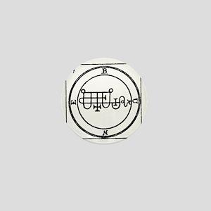 Bune: Goetia Spirit 26 Mini Button