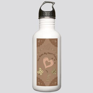 mh_Cocktail Platter 74 Stainless Water Bottle 1.0L