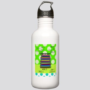 librarian 5 Stainless Water Bottle 1.0L