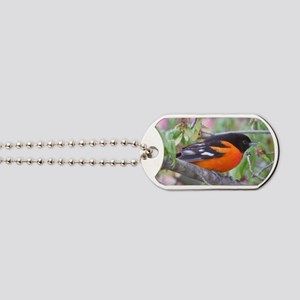 Baltimore Oriole Dog Tags